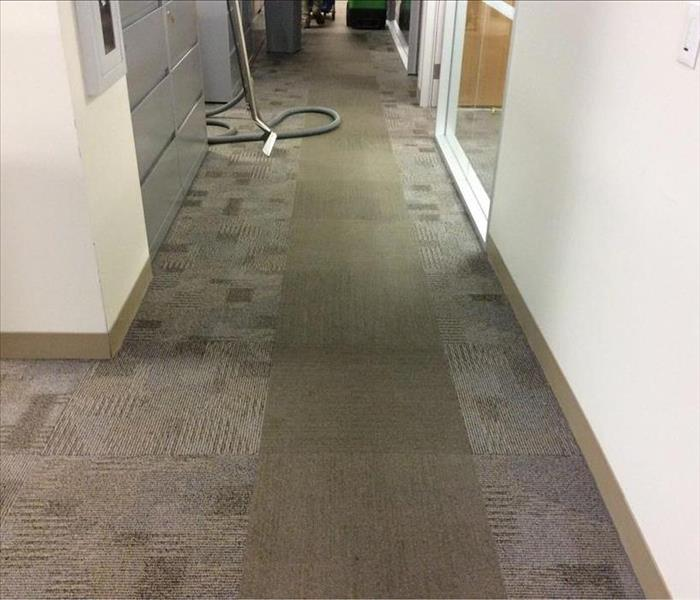 Commercial water loss Before
