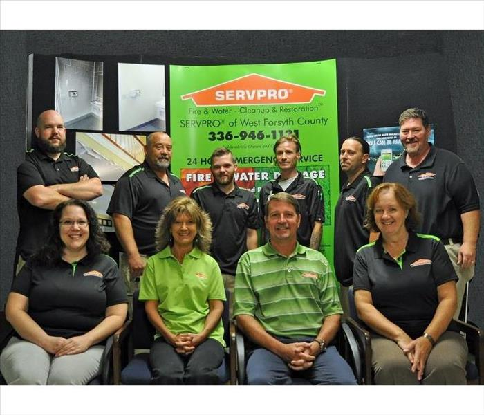 General How do I know I need SERVPRO of West Forsyth County?