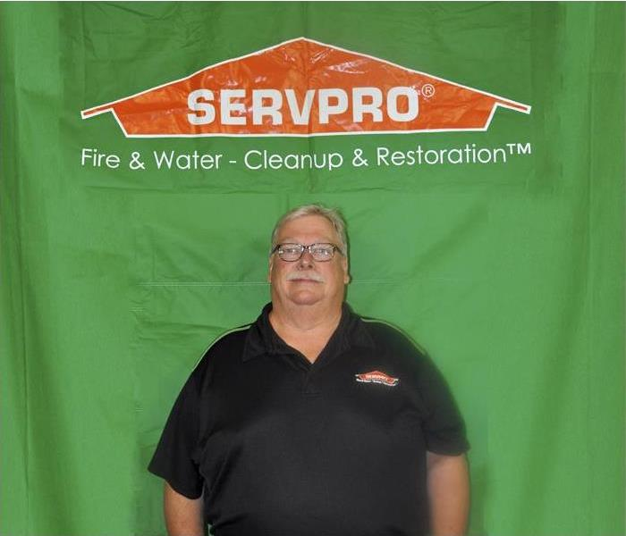 Why SERVPRO Employee spotlight Nelson Evans