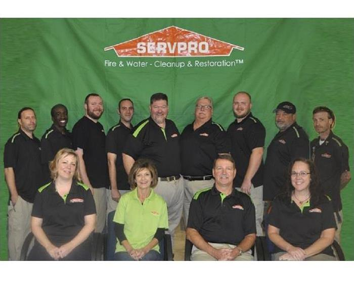 Why SERVPRO Caring for our community