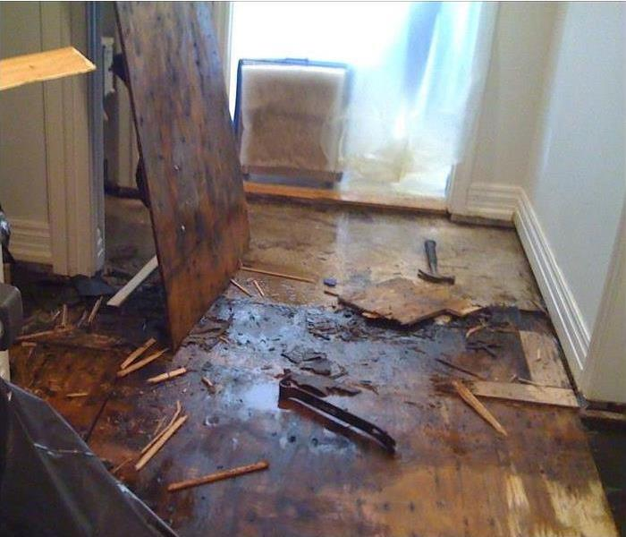 Water Damage Replace V/s Restore how does it save costs?
